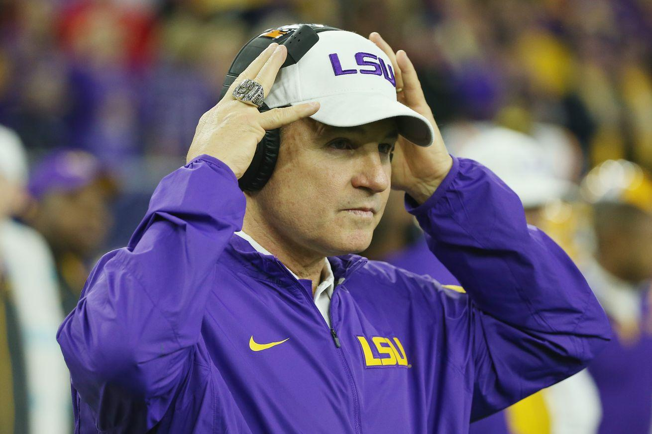 Louisiana governor claims LSU football could be victim of state budget issues