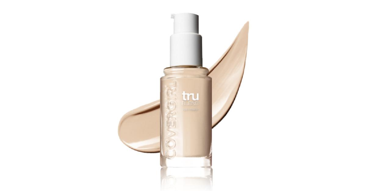 100% Blendable COVERGIRL truBlend Liquid Makeup
