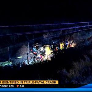 Driver identified in triple-fatal Oceanside crash