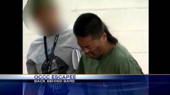 Woman kidnapped by OCCC escapee arrested