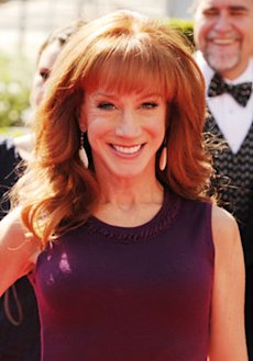 Kathy Griffin at the 2012 Creative Arts Emmy Awards (WireImage)