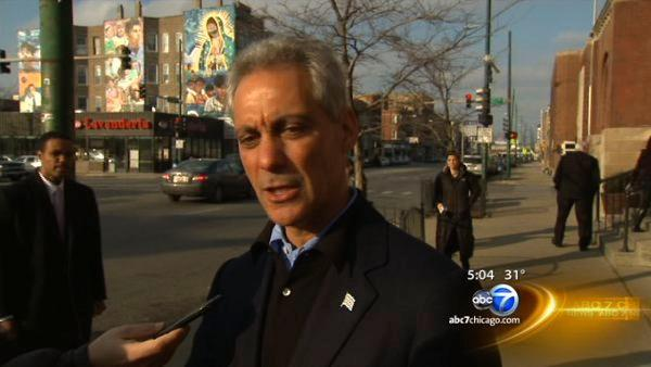 Emanuel supports immigrant license bill