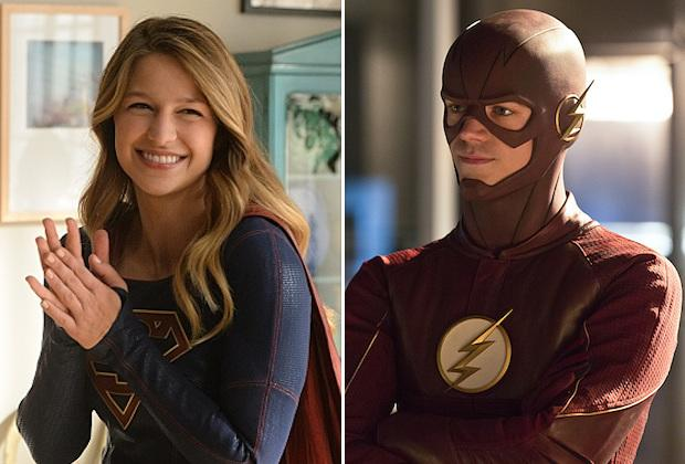 Supergirl Meets Flash: Earth-Two? Cisco? Singing? And More Crossover Qs