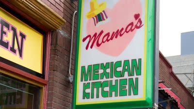 Mama's Mexican Kitchen in Belltown Will Close This Fall