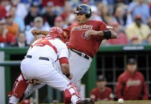 Astros hit 3 triples in 1st inning, beat Nats 11-4