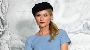 Beat Cold With Trench Coat Like Diane Kruger