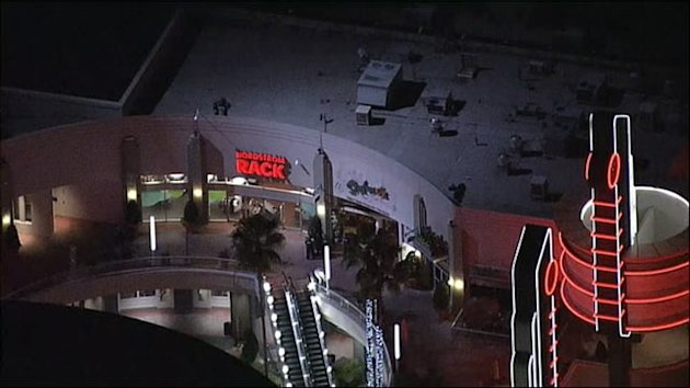 Suspects Flee in Mall Hostage Situation (ABC News)