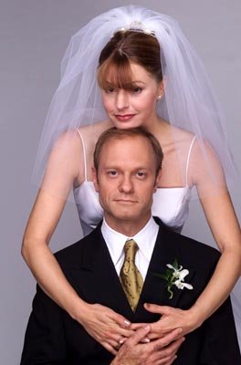 David Hyde Pierce and Jane Leeves