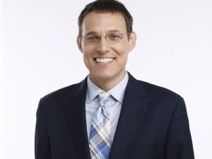 MSNBC's Steve Kornacki Leaves 'The Cycle,' Replaces Chris Hayes on 'Up'