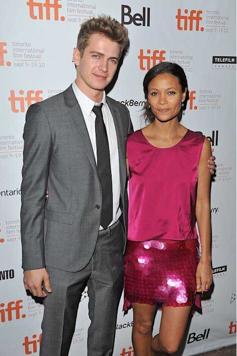 2010 Toronto Film Festival Hayden Christensen Thandie Newton