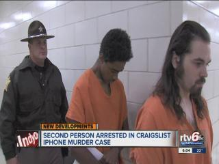 Second arrest made in Craigslist, iPhone murder case