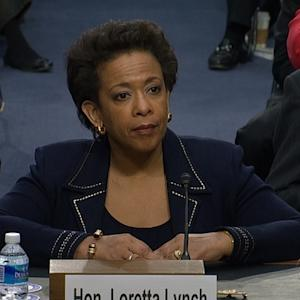 Attorney General nominee Loretta Lynch rebuffs Obama's opinion on marijuana