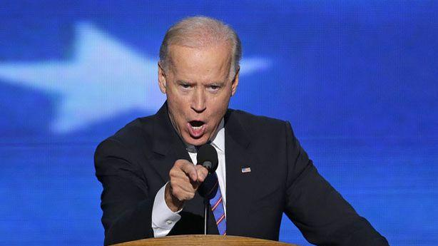What Joe Biden Wrote vs. What Joe Biden (Literally) Said