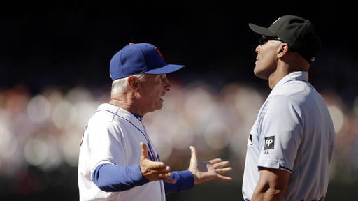 Mets give manager Terry Collins 2-year extension