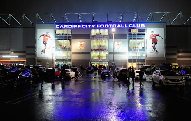 Cardiff City v Aston Villa - Premier League