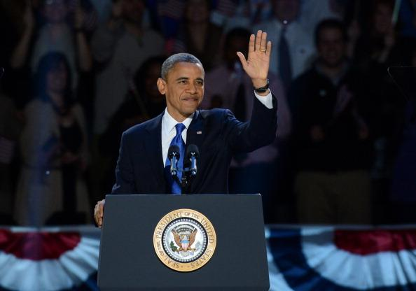 Obama Victory Speech: 'The Best Is Yet to Come' (Video)