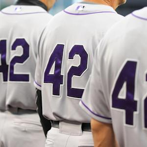 For Jackie Robinson Day, Every Player Is Number 42
