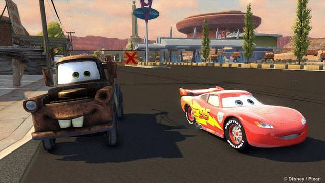 'Kinect Rush: A Disney Pixar Adventure' Game Review