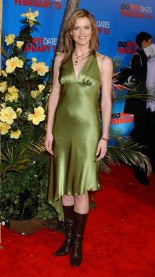 Missi Pyle at the LA premiere of Columbia's 50 First Dates