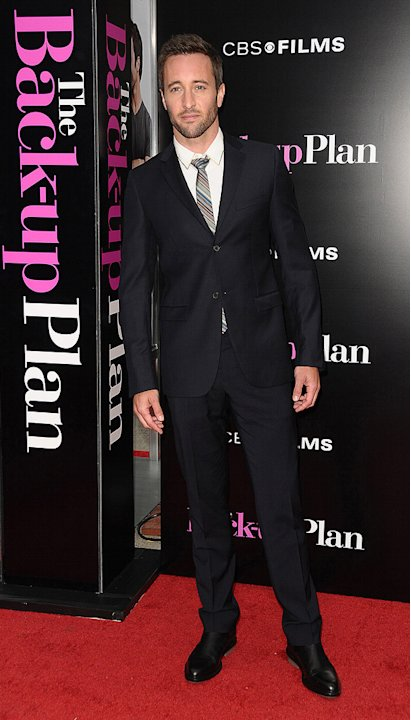 The Back up Plan LA premiere 2010 Alex O Loughlin