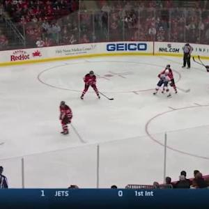Keith Kinkaid Save on Aaron Ekblad (02:29/2nd)