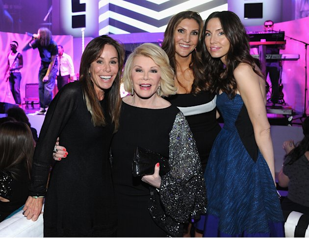 Melissa Rivers, Joan Rivers, …