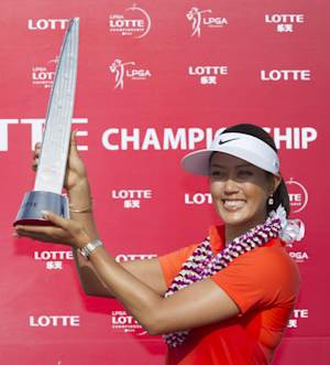 Michelle Wie ready to ride momentum from last win