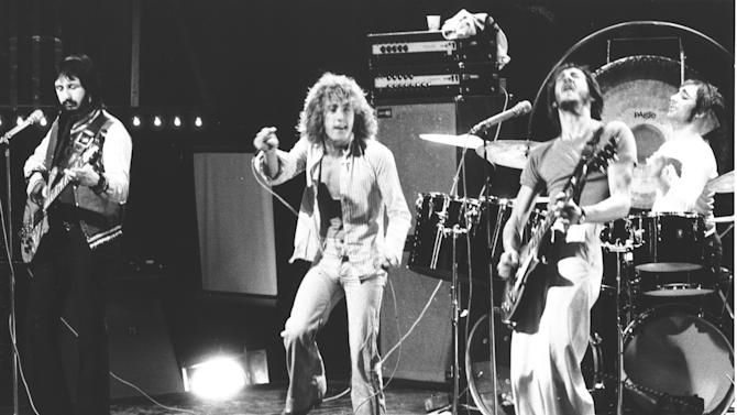 The Who File Photos