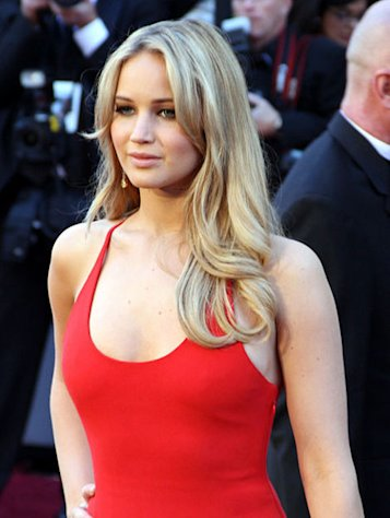 Jennifer Lawrence is looking forward to the new faces in &quot;The Hunger Games.&quot;