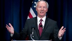 ap asa hutchinson gun control nra thg 130402 wblog NRA Backed School Safety Review Recommends Arming Educators