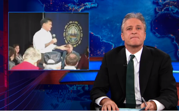 Jon Stewart on When to Pick Winners and Losers
