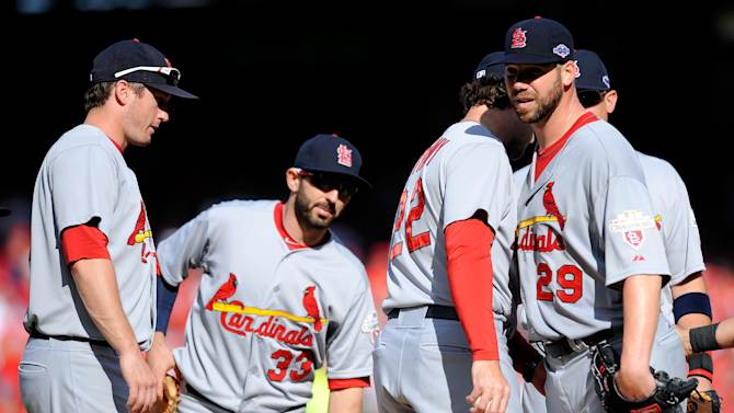 Division Series - St Louis Cardinals v Washington Nationals - Game Three