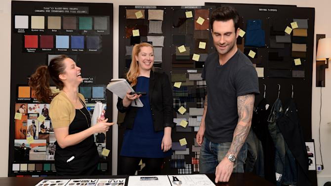 Adam Levine Collaboration With KMart & Shop Your Way.Com