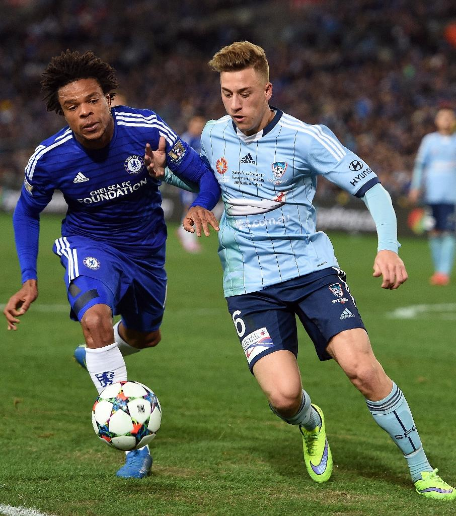 Remy stunner gives Chelsea 1-0 win over Sydney FC