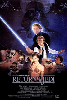 Poster of Return of the Jedi