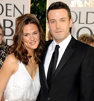 "Jennifer Garner: Ben Affleck Has ""Wonder Sperm"""