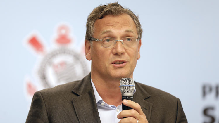 Valcke: Brazilian cities must organize fanfests