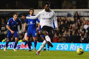 Tottenham expects to sign Adebayor in next 48 hours