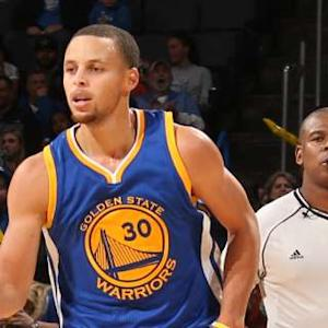 Assists of the Night - Stephen Curry