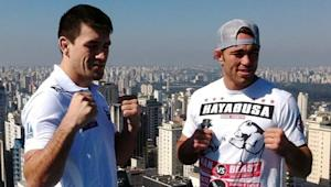 UFC Fight Night 29 Weigh-in Results: Maia vs. Shields Set, Thiago Silva Two Pounds Over