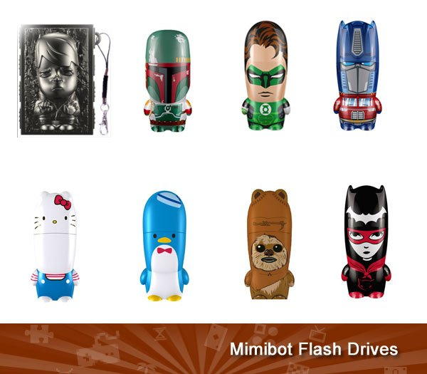 Mimibot Flash Drives