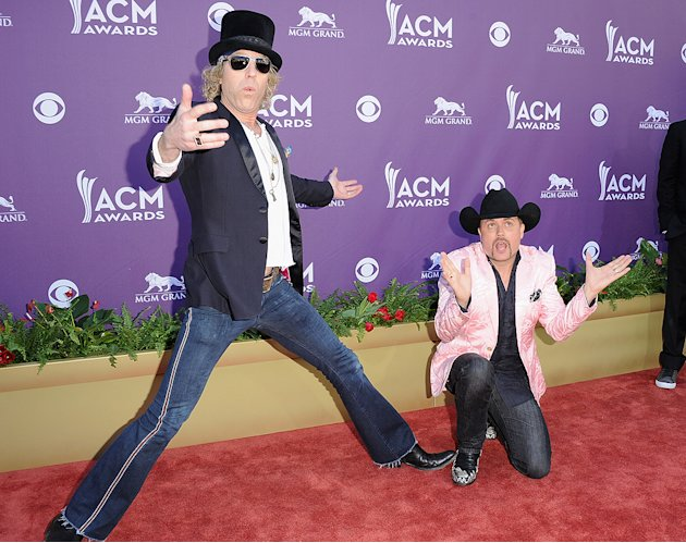 Big Kenny Alphin, John Rich