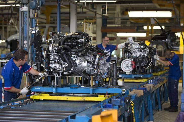 French industry pulls ahead of Germany with unexpected August output surge