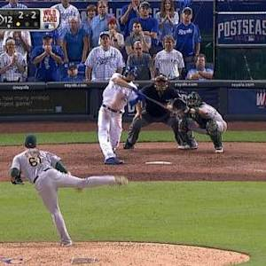 Hosmer's 12th-inning triple