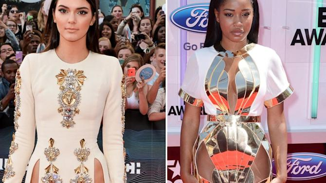 Hot Trend Alert: Celebrities Flaunt 'Pelvage' on the Red Carpet