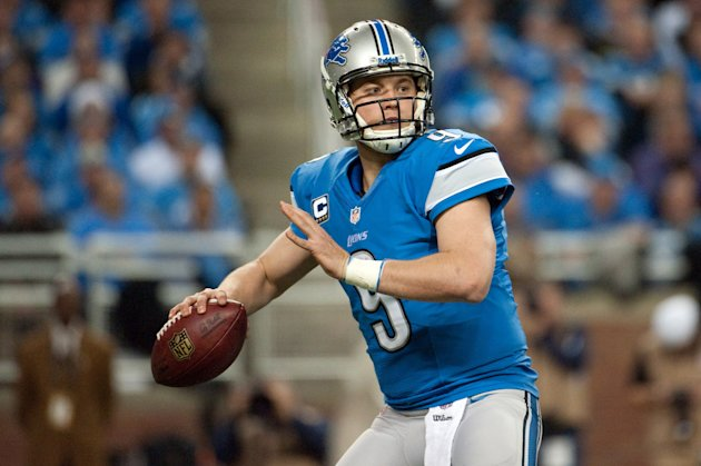 Matthew Stafford has new weapons, a new scheme and a bullish fantasy rank (Tim Fuller-USA TODAY Sports)