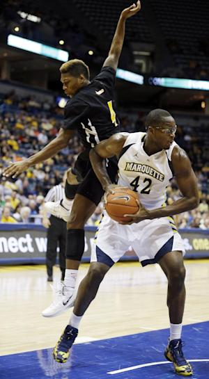 No. 17 Marquette rolls over Grambling State 114-71