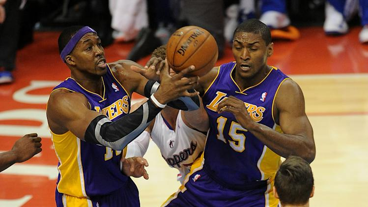 NBA: Los Angeles Lakers at Los Angeles Clippers