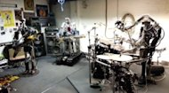"Un groupe de robots reprend ""Ace of Spaces"" de Motorhead"