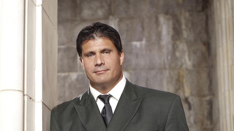 "Jose Canseco competes in ""The Celebrity Apprentice."""